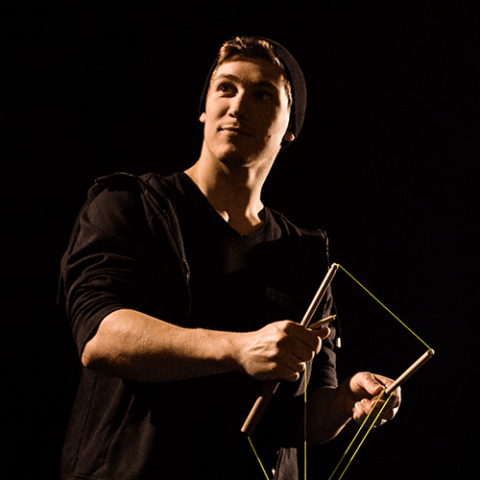 Jakub Švarc | Diabolo and chinese yoyo team member from the Czech republic